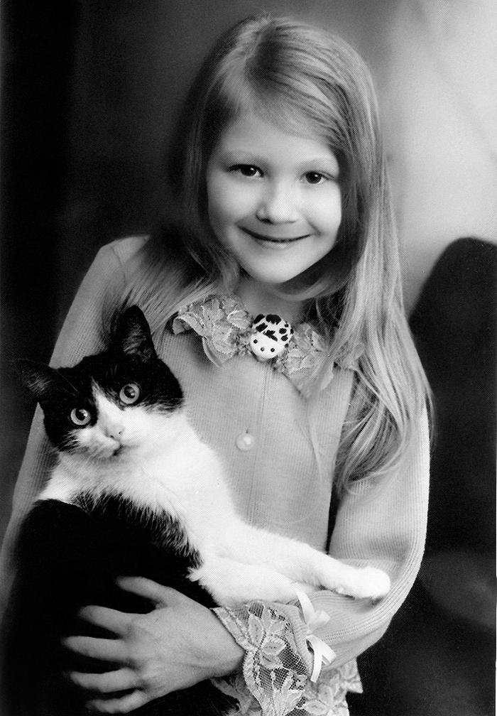 В детстве симпатичная Яна комплексовала по поводу внешности, даже собиралась сделать пластическую операцию