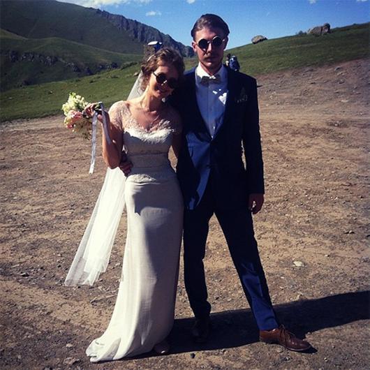 Яна И Никита поженились в 2014 году, но позже развелись