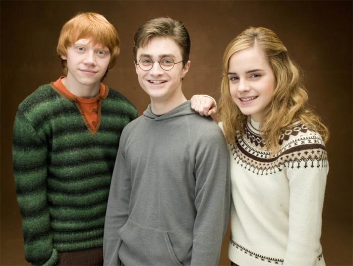 Дэниел Рэдклифф прославился благодаря фильмам о Гарри Поттере