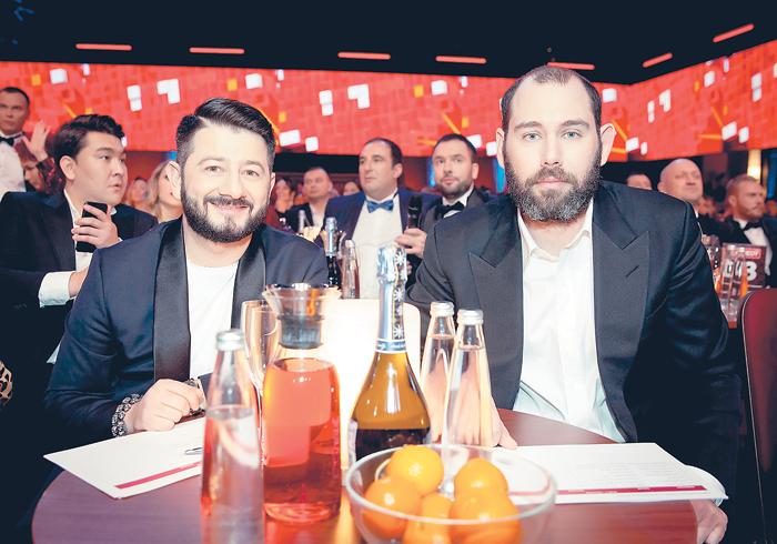 Михаил Галустян и Семен Слепаков