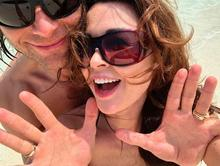 Заворотнюк с мужем отдыхают на Мальдивах, несмотря на долги