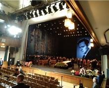 Прощание с Олегом Табаковым: кто пришел почтить память артиста