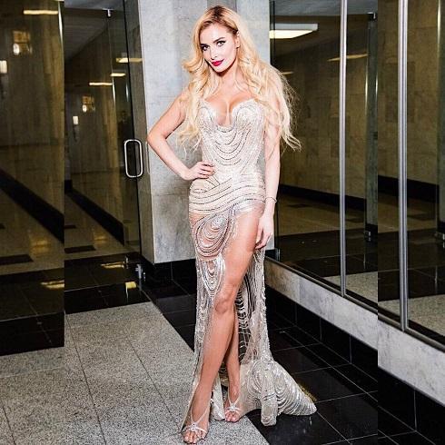 Ольга Бузова донашивает одежду за настоящими звездами