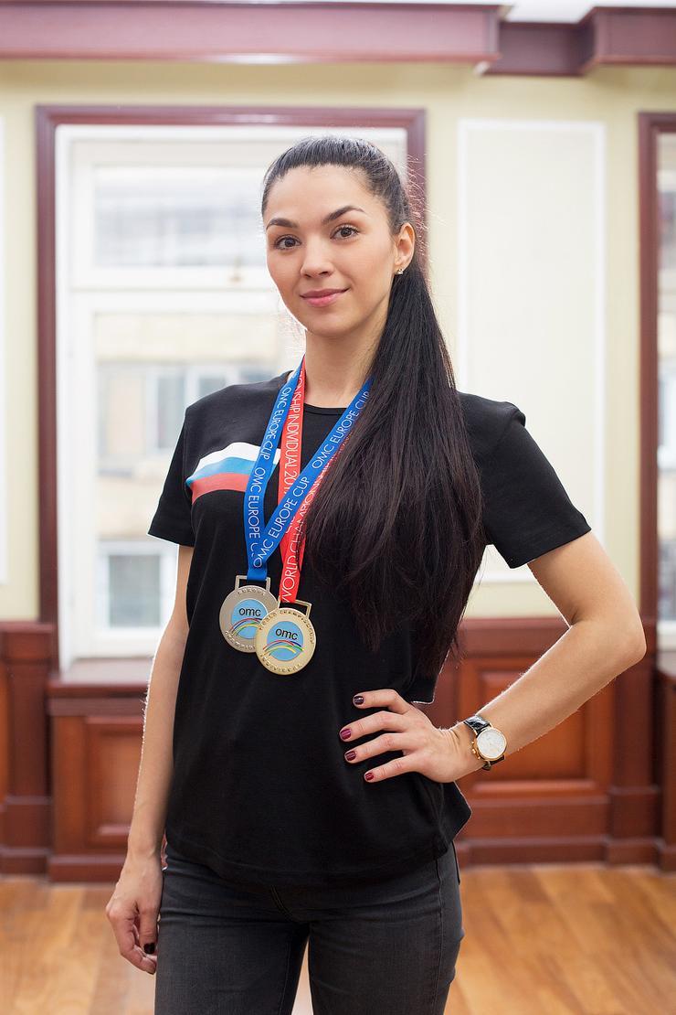Чемпионка мира 2017 по визажу и боди-арту Маша Panova