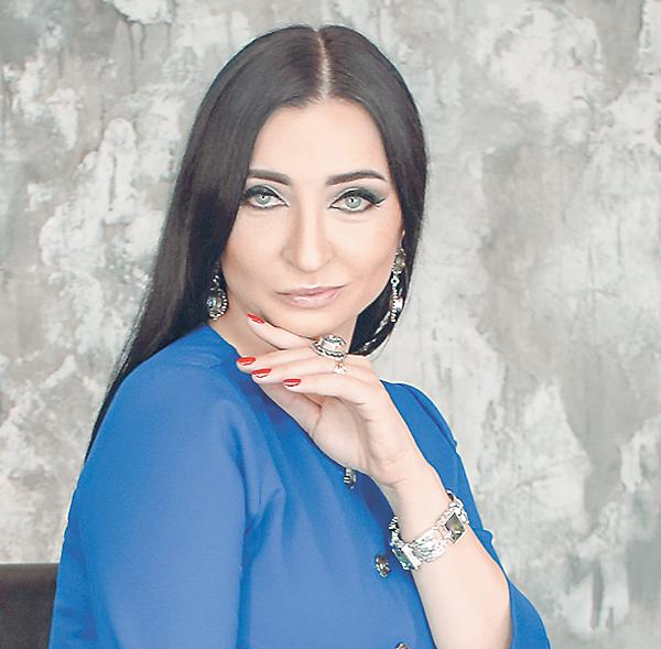 андидат психологических наук Марианна Абравитова