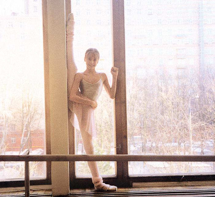 Уже с юных лет Анастасия хорошо знала, что балет – это жесточайший режим и самодисциплина