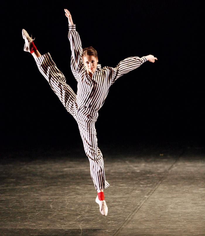 Попав в труппу Большого театра, Меськова лишь через семь лет получила статус солистки. В балете «В комнате наверху»