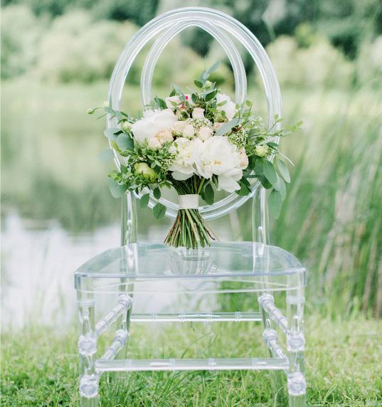 Почему цветы так важны на свадьбе