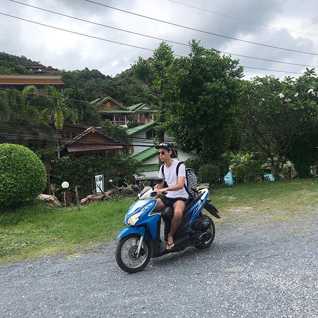 Солист Марк Тишман пострадал вДТП вТаиланде