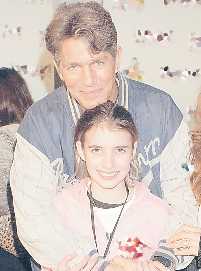 Эрик считает актерскую профессию нелегкой, но когда его дочь Эмма захотела попробовать себя в Голливуде, звездный отец не стал ее отговаривать
