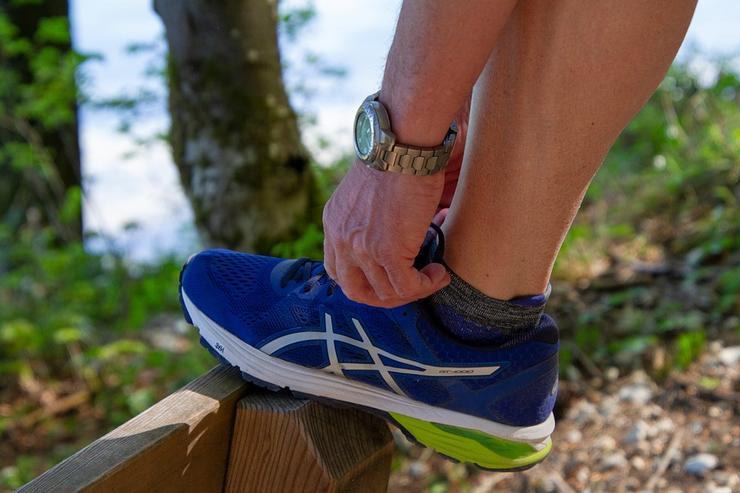 Здоровье дороже золота: выбираем кроссовки