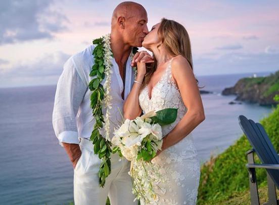 Сезон свадеб: лучшие звездные фото