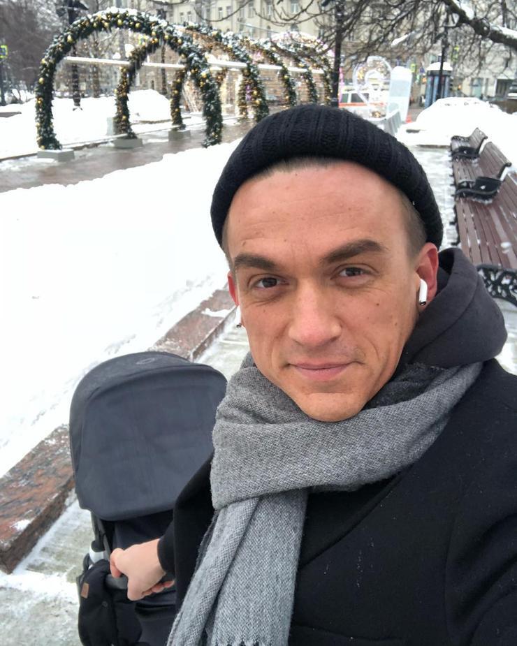 Влад Топалов назвал сына в честь своего отца
