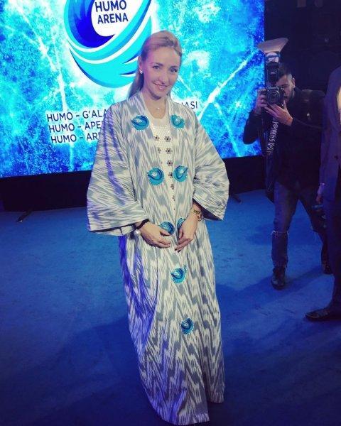 Татьяна Навка: «Восток дело тонкое»