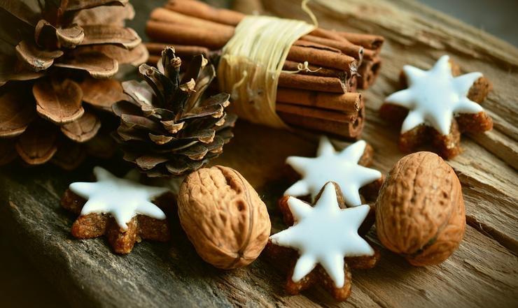 орехи богаты белком и жирами