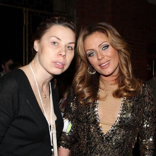 Помощница Началовой возмутилась поведением экс-супруга певицы
