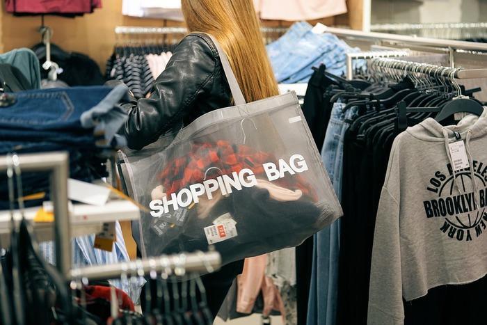 Ошибки шопинга в большом городе