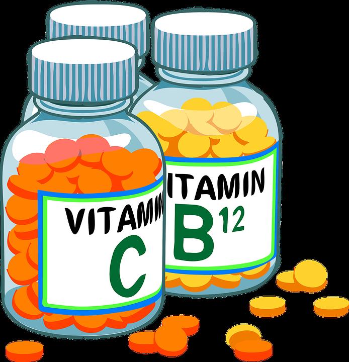 Многие вегетарианцы вынуждены пить витамины