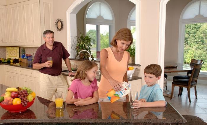 установите правила, которые будет соблюдать вся семья