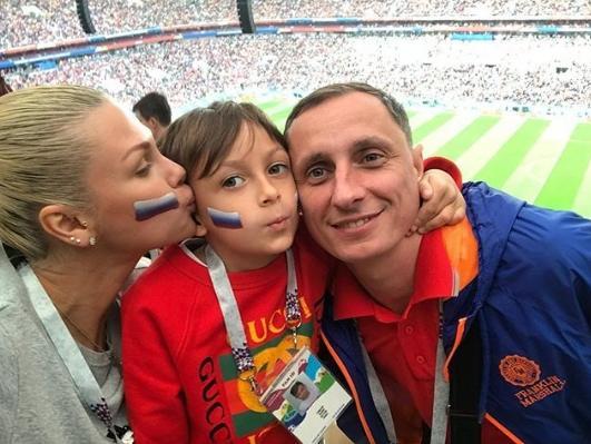 Вадим Галыгин стал многодетным папой