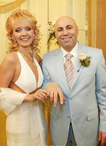Пригожин и Валерия празднуют хрустальную свадьбу