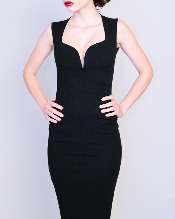 Маленькое черное платье - вечная классика