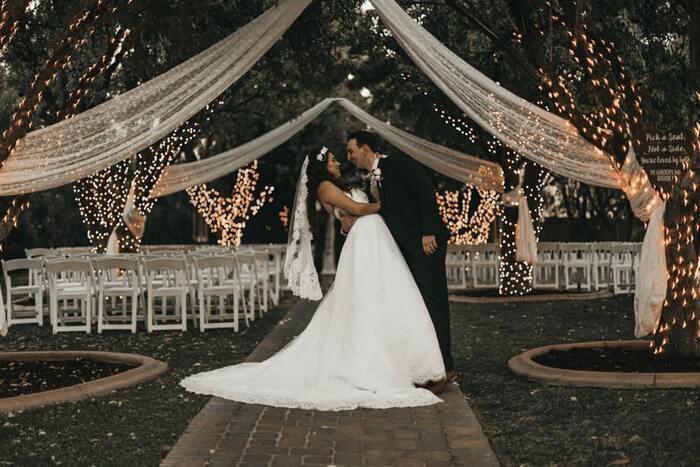 уточните, в чем будет невеста