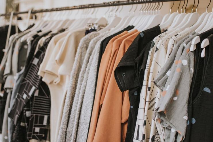 Разберите гардероб