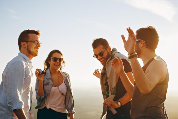 Путешествуйте чаще одни и с друзьями