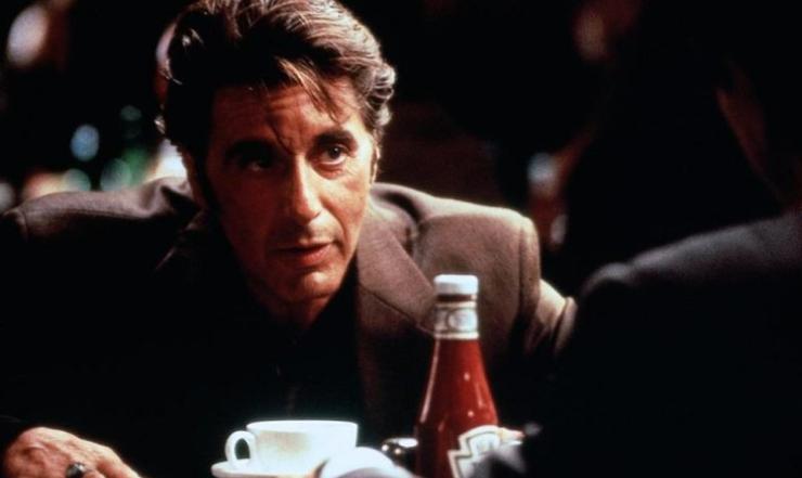 Мартин Скорсезе воссоединил Роберта Де Ниро и Аль Пачино на большом экране