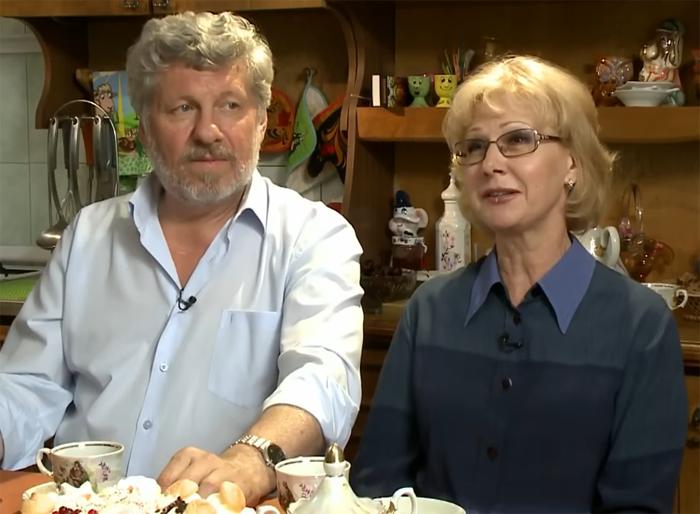 Сергей Паршин рассказал о смерти первой жены