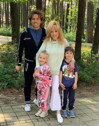 Дети Галкина и Пугачевой отмечают шестилетие