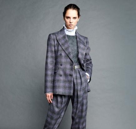 Рюши и галстуки: украшаем офисные блузы и сорочки