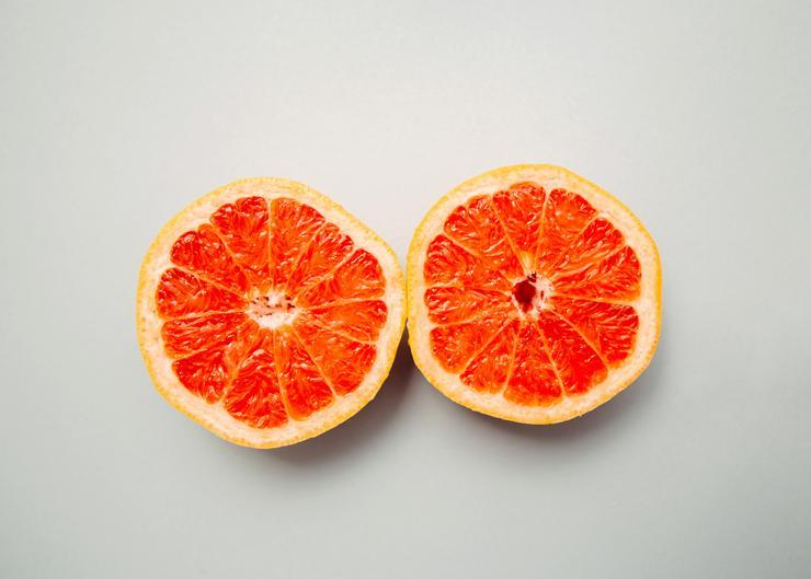 Грейпфрут - лишь один из видов цитрусовых