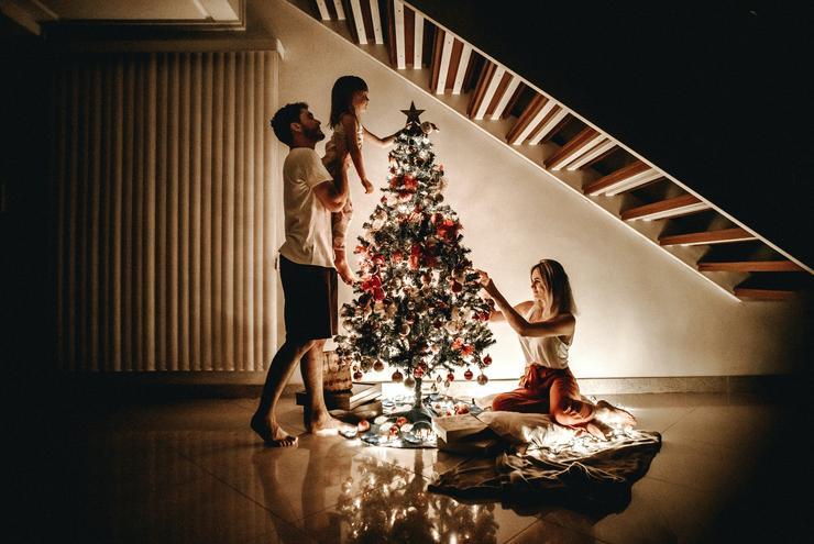 Праздник к нам приходит: как создать ребенку новогоднее настроение