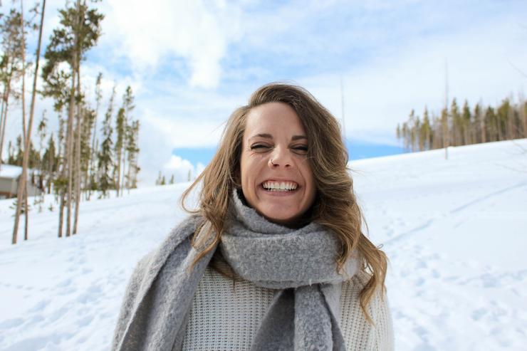 Шерсть или хлопок — как выбрать шарф, защищающий от ветра