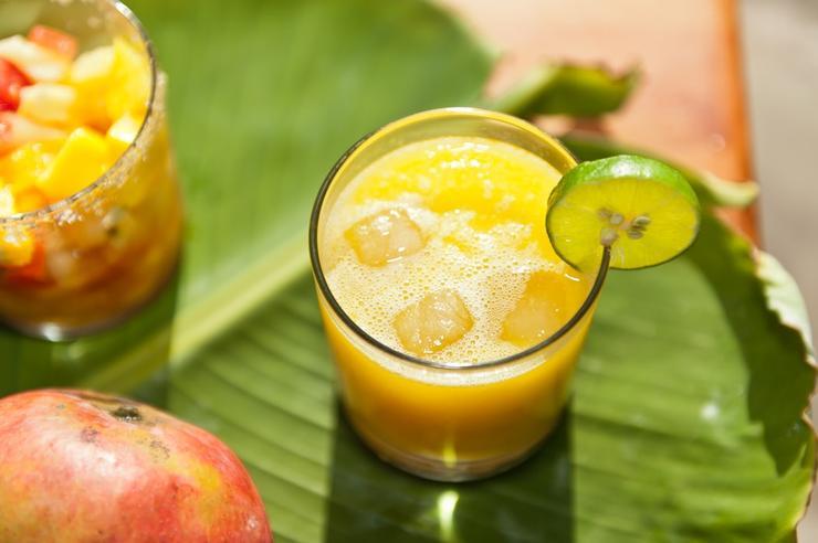 опитайте ябълков сок
