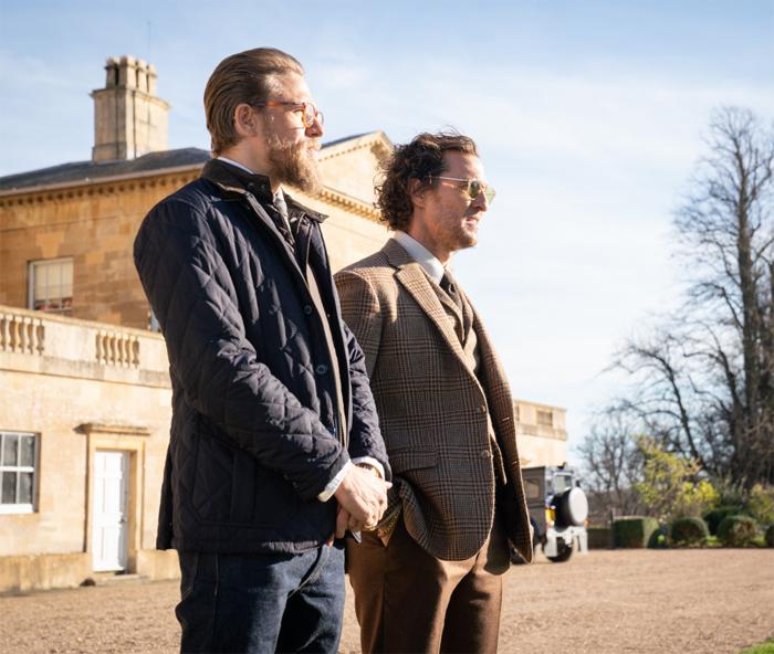 «Джентльмены» догоняют «Лед»: 3 самых рейтинговых фильма недели