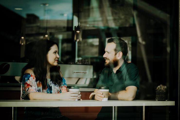 узнавайте друг друга в ходе разговора