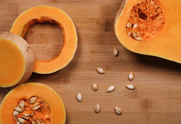в день нужно съедать 28 граммов семян