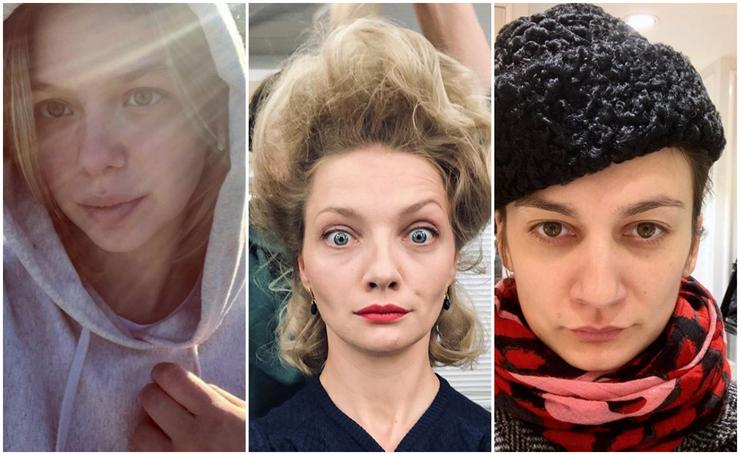 Таисия, Екатерина и Ирина Вилковы