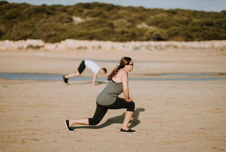 Тренировка на улице: преимущества перед фитнес-клубом