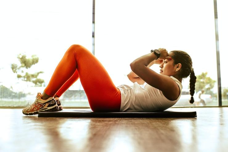 Тренировка без нагрузки на коленные суставы — так тоже можно