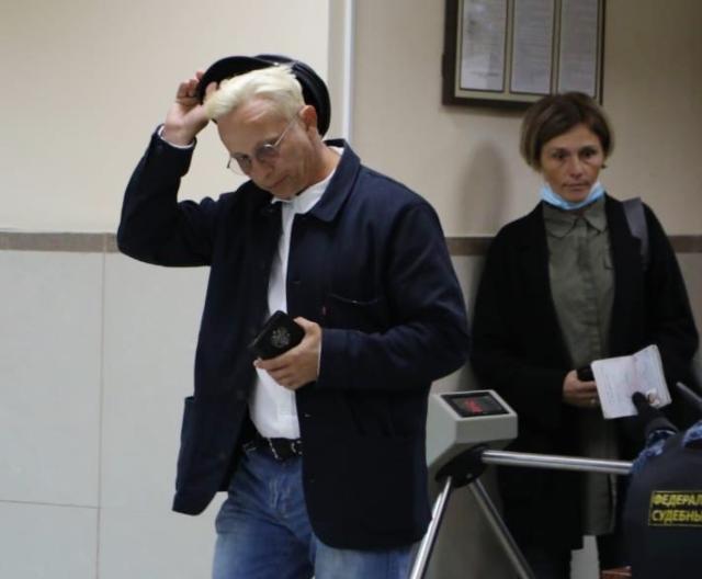 Охлобыстин прокомментировал приговор Ефремова