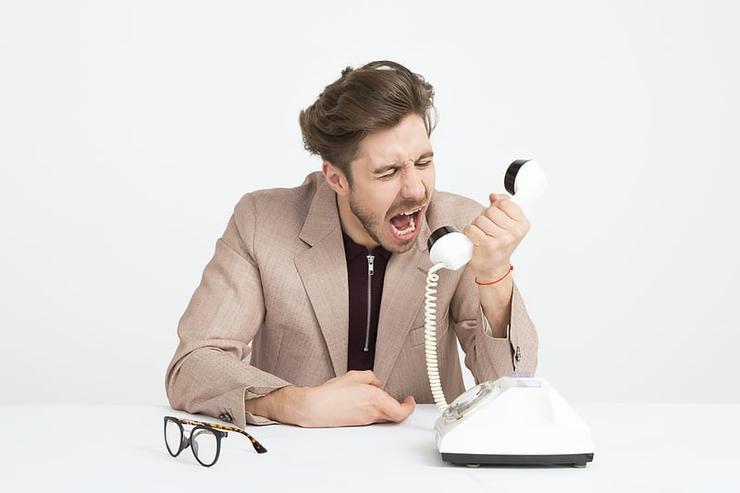 Кричащий начальник - далеко не лучшее, что можно ожидать