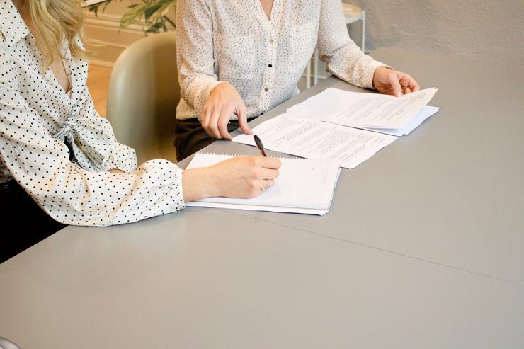 Согласуйте договор, прежде чем его подписать