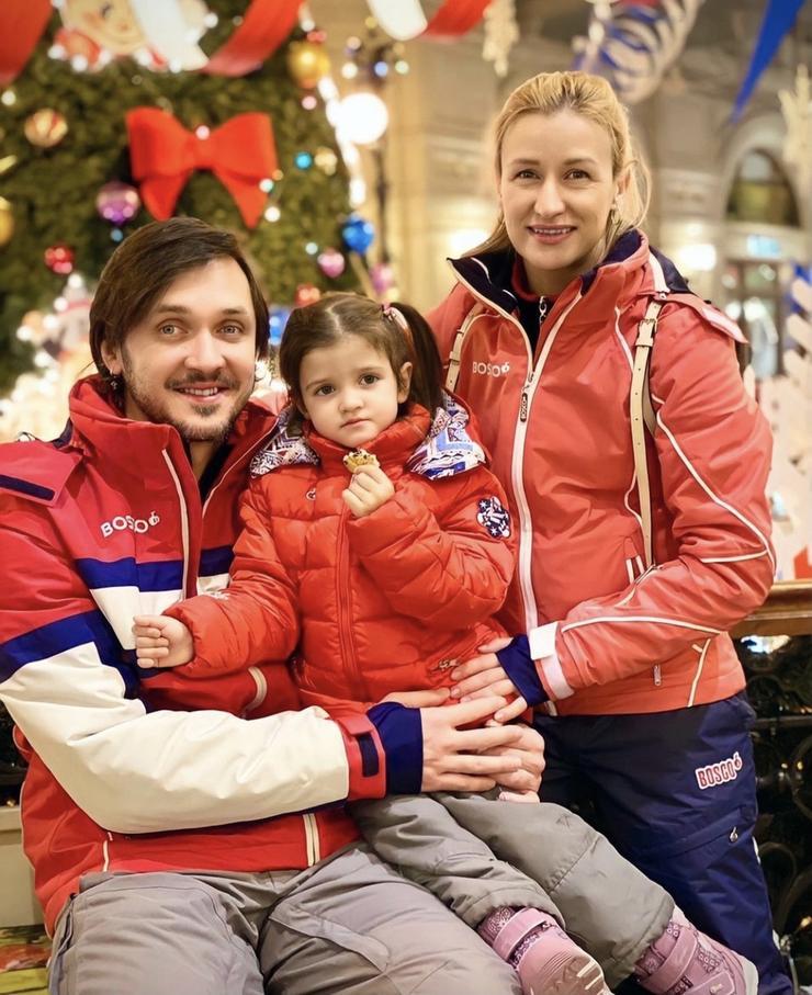 Татьяна Волосожар беременна вовторой раз