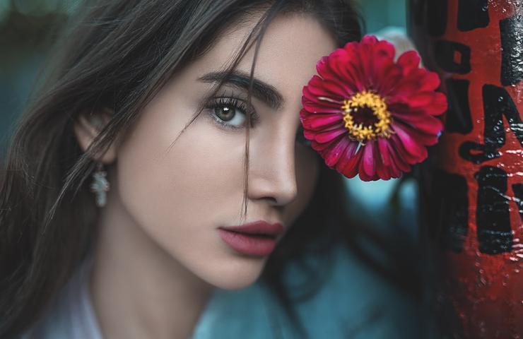Все оттенки розы: подбираем нюд по типу внешности