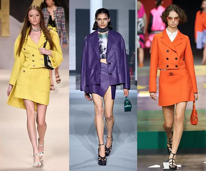 Тренды: 3 самых модных цвета сезона весна-лето — 2022 - Стиль жизни