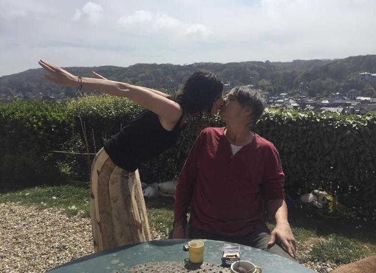 Экс-возлюбленный Кейт Мосс женился спустя восемь лет отношений - Звезды